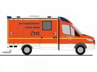 Rietze 76244 Strobel RTW 18 záchranáři Bonn