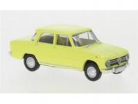 Brekina 29526 Alfa Romeo Giulia 1300 žlutá 1962