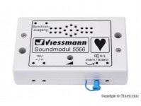 Viessmann 5566 zvukový modul Milenci
