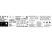 Obtisky Jiran n0508 obtisk na 4-osý výsypný vůz Falls/Wap - ČSD/ČD TRANSPORTSERVIS BEROUN (90. léta) N