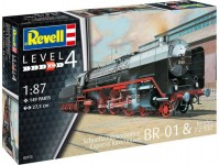 Revell 02172 parní lokomotiva BR01s tendrem 2'2' T32