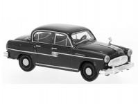 Brekina 27470 Sachsenring P 240 černý 1956