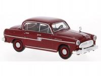 Brekina 27471 Sachsenring P 240 tmavě červený 1956