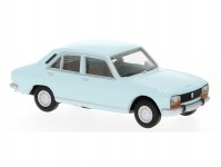 Brekina 29117 Peugeot 504 světle modrý 1961