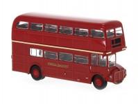 Brekina 61109 AEC Routemaster Doppeldecker London Transport 1967