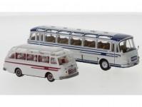 Brekina 90482 set autobusů Setra 1960