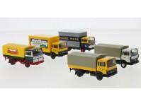 Brekina 90484 set nákladních automobilů 1975