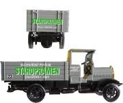 Obtisky Jiran t0605 obtisk na 2 nákladní automobily Staropramen 20.-30.léta TT