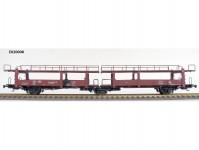 Exact train 20008 vůz na přepravu aut Laekkms 542 tříosý DB V.epocha