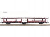 Exact train 20009 vůz na přepravu aut Laekkms 542 tříosý DB V.epocha