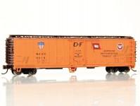 Bachmann 17955 zavřený vůz ACF 50 Steel Reefer American Refrigerator Transit Co.