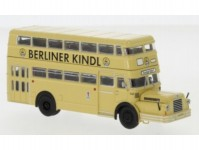 Brekina 61201 IFA Do 56 Bus 1960 BVG - Berliner Kindl