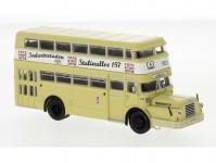Brekina 61202 IFA Do 56 Bus 1960 BVG - Zeiss