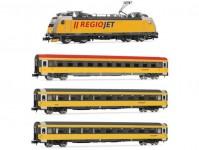 Arnold HN2499 set vlaku Regiojet