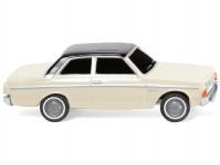 Wiking 20402 Ford 20M bílý s černou střechou