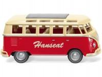 Wiking 79730 VW T1 Sambabus  Hanseat