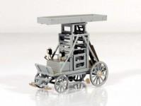 Modelauto 87500 montážní vůz trolejového vedení Věžka