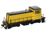 Bachmann 60607 GE 70-Ton Diesel Yellow & Black Unlettered (DCC On Board)