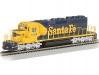 Bachmann 60913 dieselová lokomotiva EMD SD40-2 Santa Fe