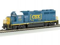 Bachmann 63530 dieselová lokomotiva EMD GP40 CSX