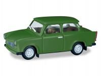 Herpa 020763-005 Trabant 601 limuzína zelený