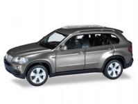 Herpa 033695-005 BMW X5 met. šedá metalíza
