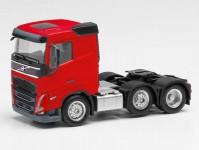 Herpa 313735 Volvo FH FD 20 6x2 tahač červený