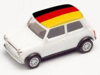 Herpa 420617 Mini Cooper ME 2021 Německo