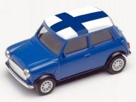 Herpa 420624 Mini Cooper ME 2021 Finsko