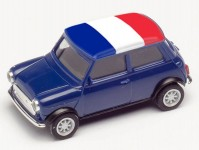 Herpa 420648 Mini Cooper ME 2021 Francie