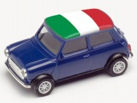 Herpa 420655 Mini Cooper ME 2021 Itálie