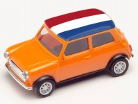 Herpa 420679 Mini Cooper ME 2021 Holandsko