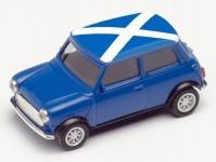Herpa 420808 Mini Cooper ME 2021 Skotsko