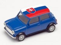 Herpa 420815 Mini Cooper ME 2021 Slovensko