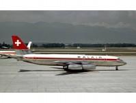 Herpa 535175 Balair Convair CV-990 Coronado