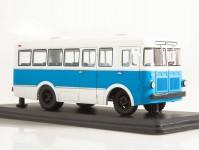 Herpa 83MP0052 RAF-251 bus modrý bílý
