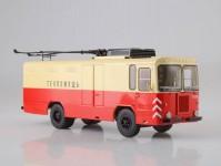 Herpa 83SSM4050 trolejbus KTG-1