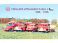 Literatura leptatra leporelo Nákladní automobily Tatra I.