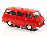 V&V 3701 Š1203 STW červená rumělková