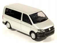 Rietze 11680 Volkswagen T6 Bus KR stříbrný