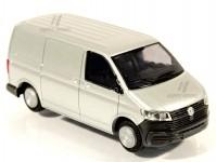 Rietze 11683 Volkswagen T6.1 skříň KR stříbrný