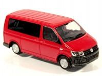 Rietze 11684 Volkswagen T6 Bus KR červený