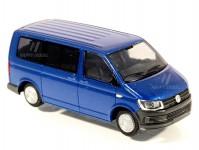 Rietze 11688 Volkswagen T6 Bus KR modrý