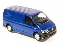 Rietze 11689 Volkswagen T6 skříň KR modrý