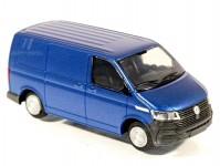Rietze 11691 Volkswagen T6.1 skříň KR modrý