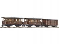 Liliput L340018 set vlaku Zillertalbahn III.epocha