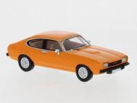 Brekina PCX870071 Ford Capri MK II oranžový 1974