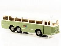 RA Došlý 108100 Karosa HB 500 zelený/bílý, 1x2-dílné dveře H0