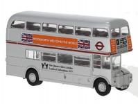 Brekina 61105 AEC Routemaster 1977 Silver Jubilee