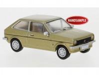 Brekina PCX870238 Ford Fiesta zlatý 1976